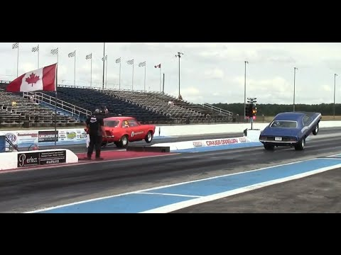 Toronto Motorsport Park - Mopar Day FULL COMPILATION 30/07/2016