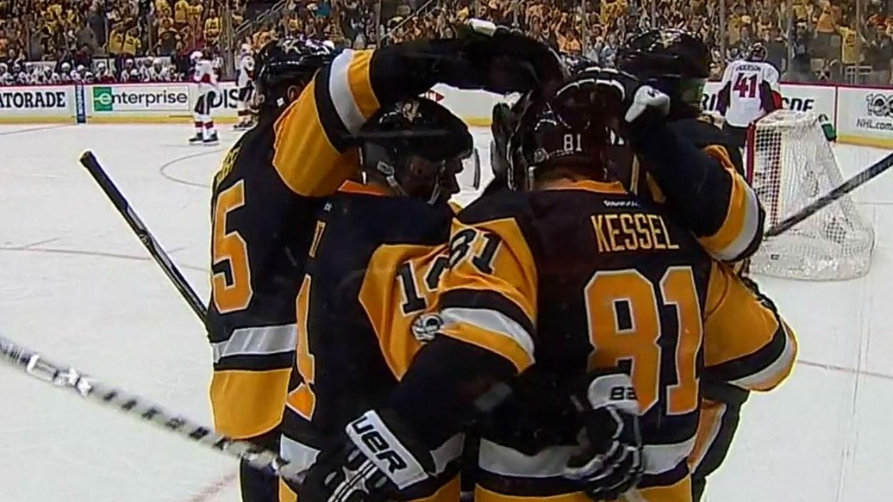 Gotta See It: Kessel finally beats Anderson in Game 2 - YouTube