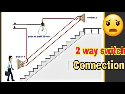 one light, diagram for, for upstairs downstairs, for upstairs downstairs fan, diagram for plugs, on 2 way light switch wiring explained