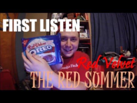 [FIRST LISTEN] Red Velvet - The Red Summer 5th Mini Album (SNACKS ANYONE?)