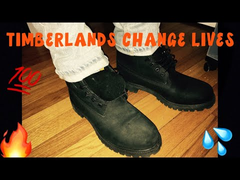 Why you should own a pair of 6 inch timberland boots!!