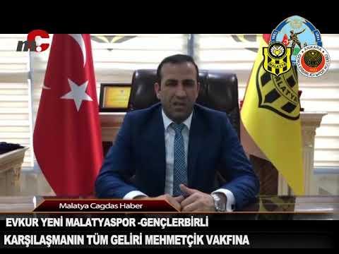 Evkur Yeni Malatyaspor - Gençlerbirliği