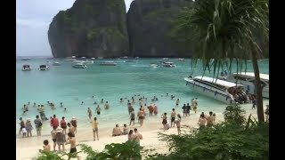 Thailand's Maya Bay from DiCaprio film 'The Beach' closed to tourists | ITV News