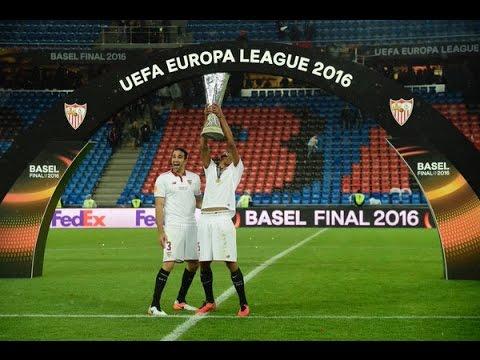 Sevilla Europa Leaque Champions Basel Final 2016