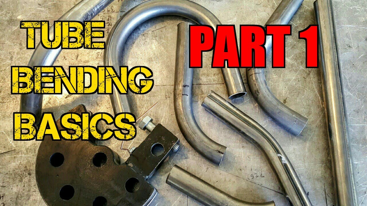 tfs tube bending basics 1 what you need to know