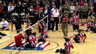 2013 Warrior Games presented by Deloitte highlight video