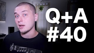 Q+A #40 - Why does modal interchange work?