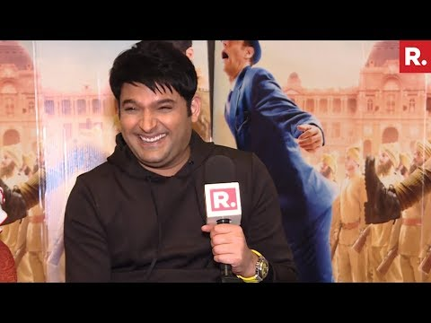Kapil Sharma In A Candid Interview With Republic TV