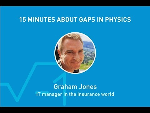 15x4 Talks - 15 minutes about Gaps in Physics