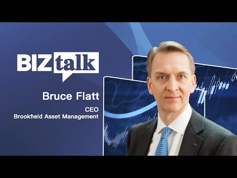 CGTNBizTalk: Brookfield — Be Contrarian, Against The Crowd