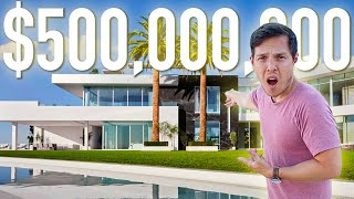 Millionaire Reacts: THE MOST EXPENSIVE HOME IN THE WORLD!