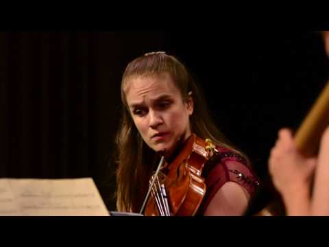 Vaughan Williams Piano Quintet in c   Novacek/Yoo/Oudin/Kim/Cahill   Festival Mozaic