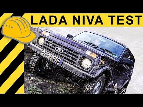 LADA NIVA TEST - OFFROAD LEGENDE ODER HIPSTER KULT? Review des 2018 Russen Kult SUV