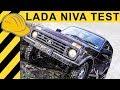 LADA NIVA TEST - OFFROAD LEGENDE ODER HIPSTER KULT? Review des 2017 Russen Kult SUV