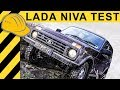 LADA NIVA 2016 4x4 TEST - Offroad Review Russen Kult SUV (Deutsch) 2017 | Bauforum24 [4K]