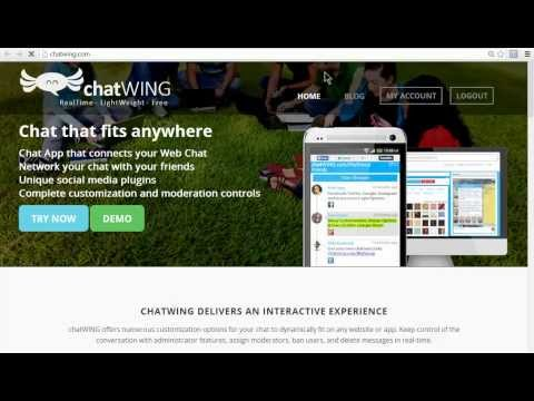 The Best Chat Rooms For Your Blogs And Websites