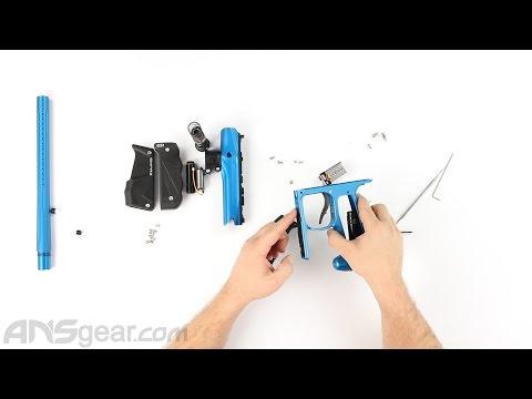 Empire Mini GS Paintball Gun - Maintenance/Repair