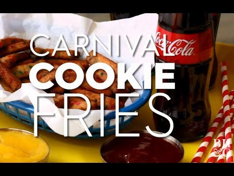 Carnival Cookie Fries  | Eat This Now | Better Homes & Gardens