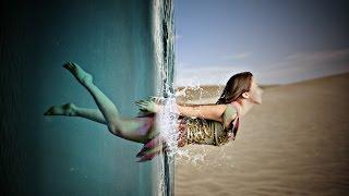 Picsart tutorial manipulation  Under Water Manipulation