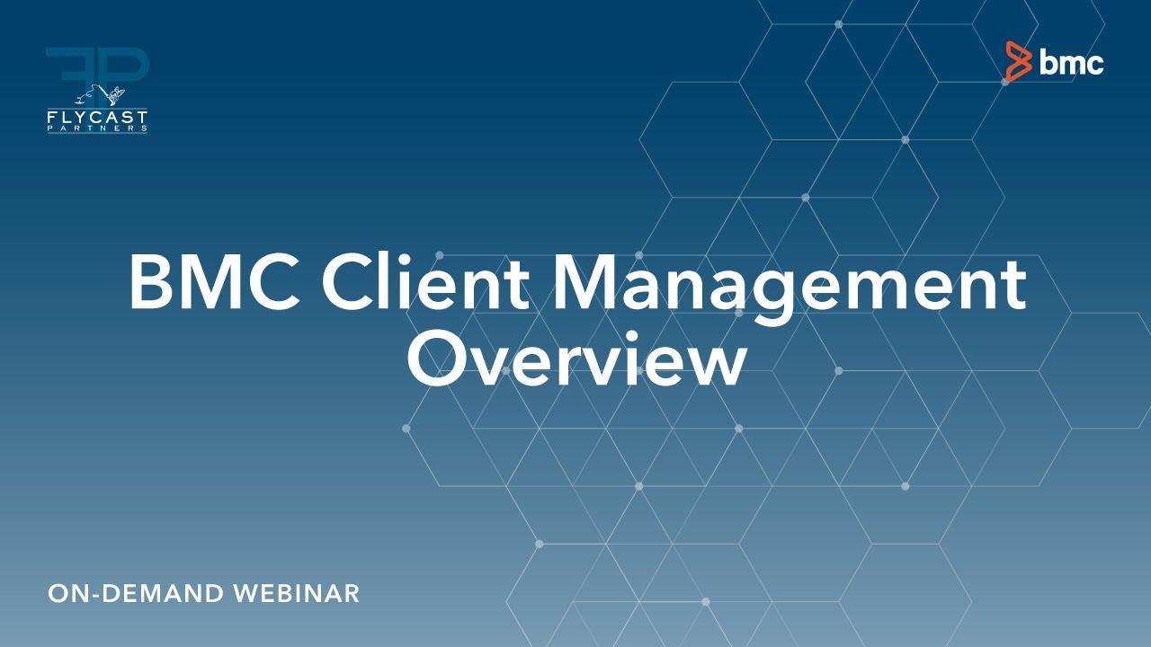 client management bmc partners