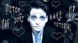 Victor Van Dort 💀  Make Up Tutorial