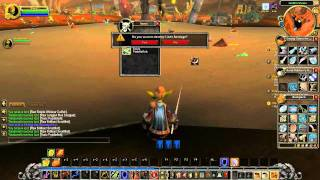 Warcraft - Cataclysm Orgrimmar Fishing Daily 1: No Dumping Allowed