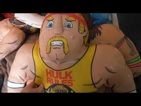Wwf  Wrestling Buddies  Doll