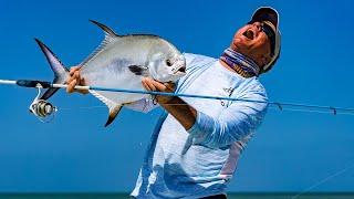 Key West Grand Slam - Tarpon Bonefish Permit in One Day - 4K