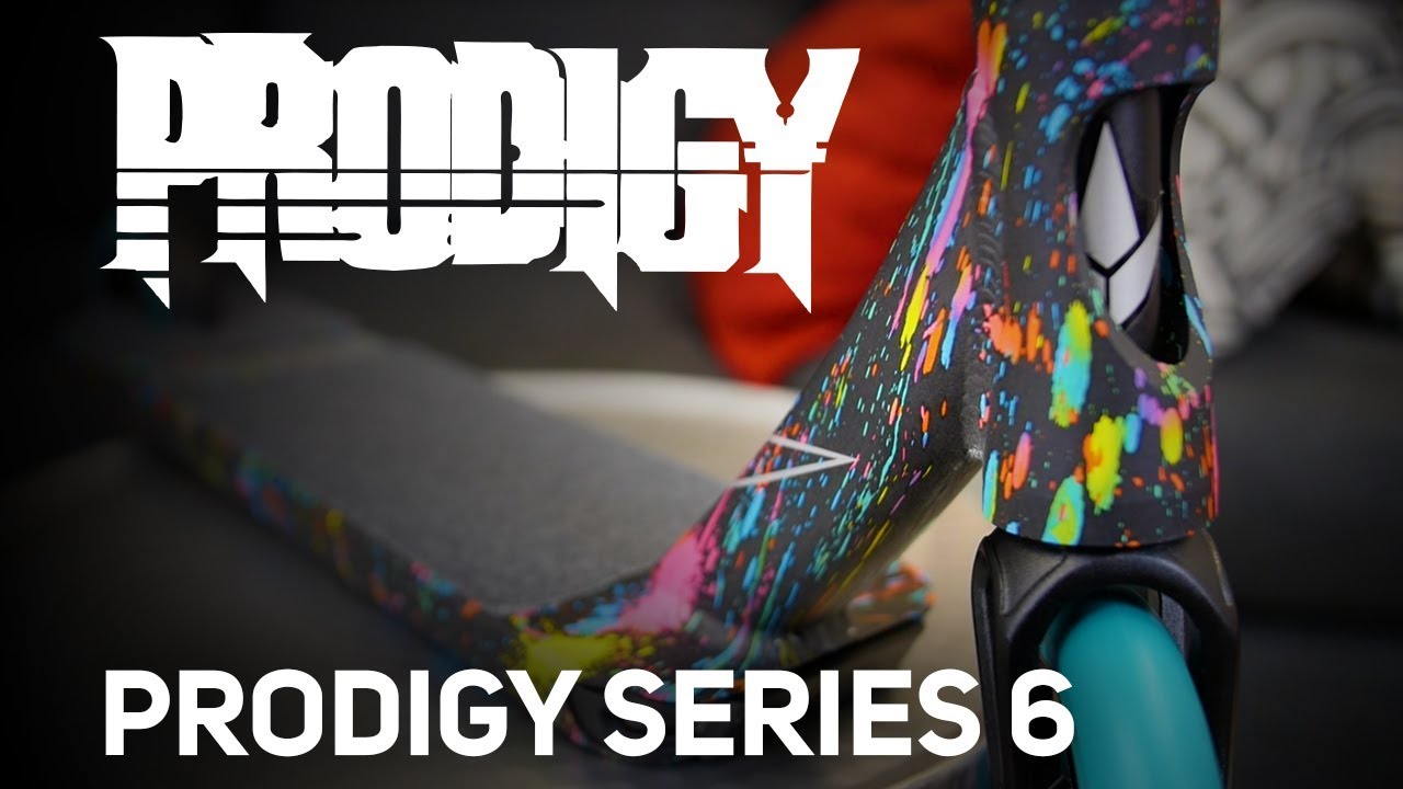 prodigy series six youtube