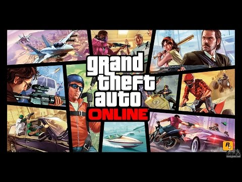 GTA 5 Online Funny Moments: Failed Fist Fight and GTA Crossy Road