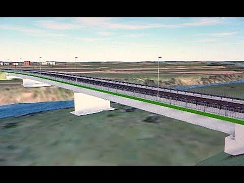 Nowy most na Wisłoku połączy Łukawiec z Wólką Podleśną