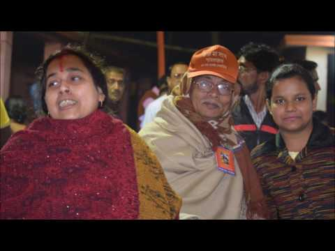 Culture, religion and tour on the eve of New Year 2017 at Tarapith, WB, INDIA