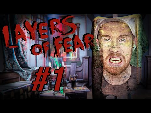 LAYERS OF FEAR! (PART 1!) |