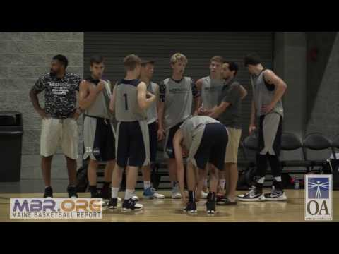 Next Level Maine vs  CT Force  July 8 2016  Basketbull Summer of Championships HD