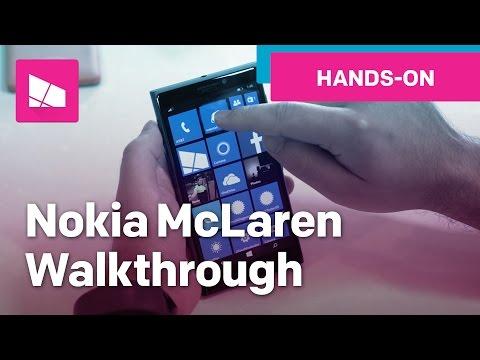 Unreleased Nokia McLaren — Full Walkthrough!