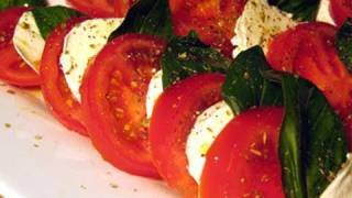 "Caprese Salad Recipe / How To Make A Caprese Salad -laura Vitale ""laura In The Kitchen"" Episode 23"