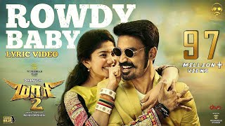 Unleashing the 1st Single from #Maari2 - #RowdyBaby. Maari 2 stars Dhanush, Sai Pallavi, Krishna, Varalakshmi Sarathkumar & Tovino Thomas in lead roles; ...