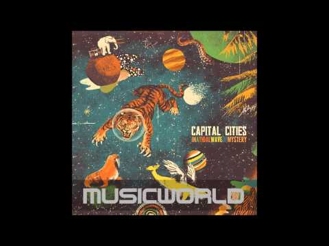 Capital Cities - Kangaroo Court (Official Audio)