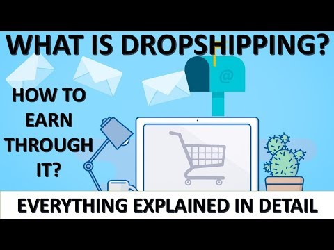 What Is Dropship? How To Earn In Through Dropshipping Business. Everything Explained thumbnail