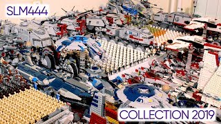 My LEGO Star Wars Collection 2019