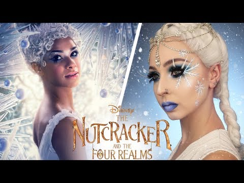 Maquillage Princesse Ballerine - CASSE-NOISETTE The Nutcracker 2018 - 동영상