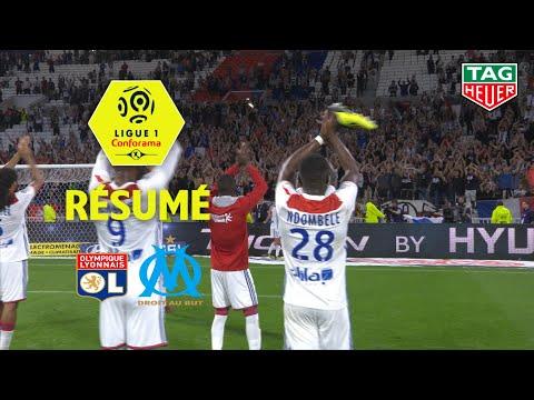 Olympique Lyonnais - Olympique de Marseille ( 4-2 ) - Résumé - (OL - OM) / 2018-19 thumbnail