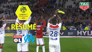Olympique Lyonnais - Olympique de Marseille ( 4-2 ) - Résumé - (OL - OM) / 2018-19
