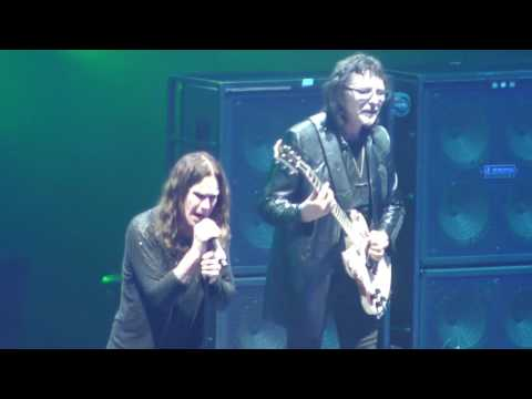 Black Sabbath  Children of the Grave FULL HD 1080p  Kraków, Tauron Arena, Polska 02072016