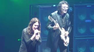 Black Sabbath - Children of the Grave FULL HD 1080p LIVE Kraków, Tauron Arena, Polska 02.07.2016
