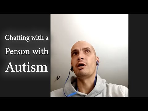 Chatting with a Person with Autism