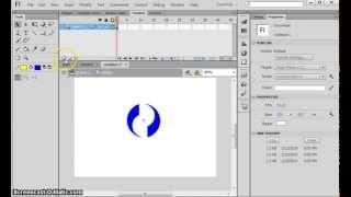 Tutorial Animation Scripting_membuat Simple Circular Flash Preloader Animation