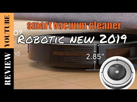 Review, iRobot Roomba 860, smart vacuum cleaner Robotic new 2019