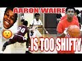 Aaron Waire IS TOO SHIFTY! TRUE POINT GUARD WHO CAN SCORE