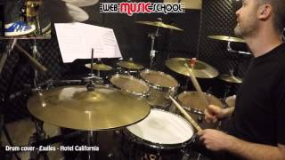Eagles - Hotel California - DRUM COVER
